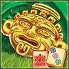лого игры Маджонг. Золото майя