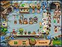 Бесплатная игра Кафе каменного века скриншот 6