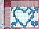Бесплатная игра Японские кроссворды: про любовь скриншот 5