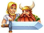 Подробнее об игре Братья Викинги 2